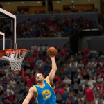 David Lee in NBA 2K13