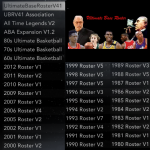 Ultimate Base Roster for NBA 2K12 PC V41