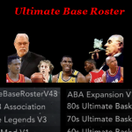 Ultimate Base Roster V43