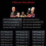 Ultimate Base Roster V48