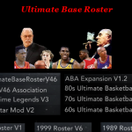 Ultimate Base Roster V46