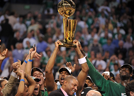 The Friday Five: Top 5 Favourite NBA Finals Series | NLSC