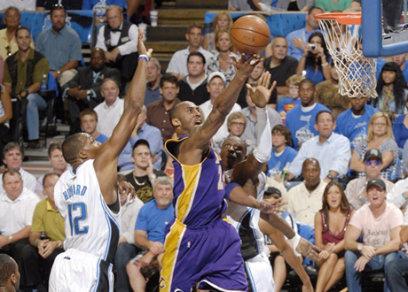 Kobe Bryant in the 2009 NBA Finals