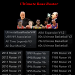 Ultimate Base Roster V49