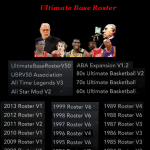 Ultimate Base Roster V50