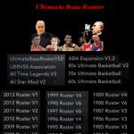 Ultimate Base Roster V50