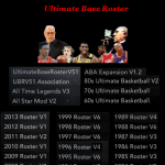 Ultimate Base Roster V51