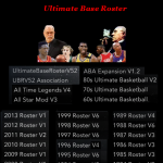 Ultimate Base Roster V52
