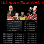 Ultimate Base Roster V54