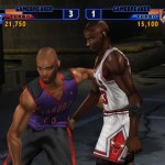 NBA Street vol 2 - VC and MJ