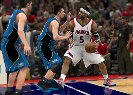 Josh Smith in NBA 2K12