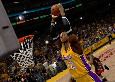 Dwight Howard in NBA 2K13