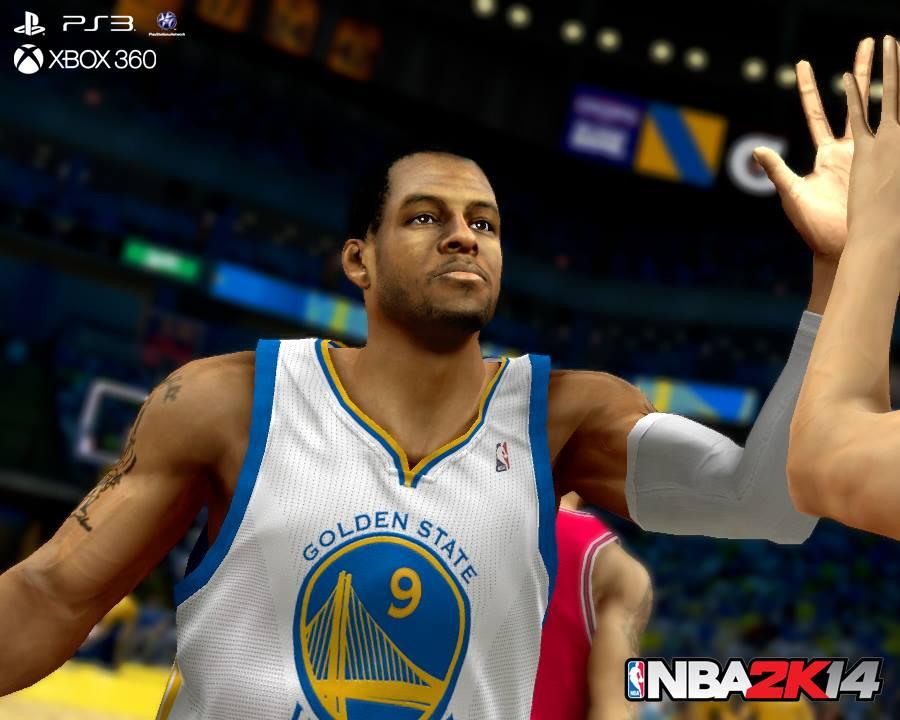 NBA 2K14: Andre Iguodala