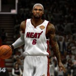 NBA 2K14: LeBron James Dribbling