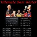 Ultimate Base Roster V55