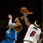 NBA 2K14: Blocked Dunk Zoom