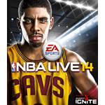 NBA Live 14 Cover Art