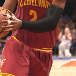 NBA Live 14: Kyrie Irving drives to the hoop in the First Look Trailer