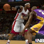 NBA 2K14: LeBron James vs Kobe Bryant