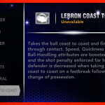 NBA 2K14: LeBron Coast To Coast Signature Skill