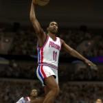 NBA 2K14: Isiah Thomas