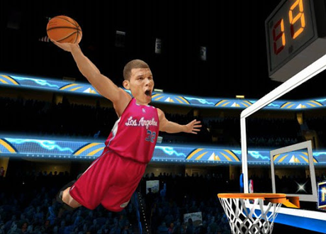 Blake Griffin in NBA Jam
