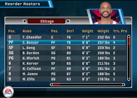 nba live 2008 roster update