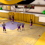 The Academy in NBA Live 09