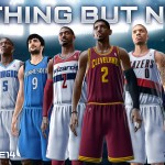 NBA Live 14: Athlete Lineup