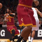 NBA Live 14: Kyrie Irving makes the pass