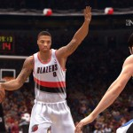 NBA Live 14: Damian Lillard vs. Ricky Rubio