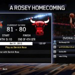 "NBA Live 14: BIG Moments - ""A Rosey Homecoming Details"""