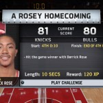 "NBA Live 14: BIG Moments - ""A Rosey Homecoming"" Pre-Game"