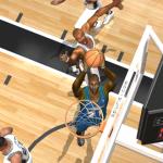 Kevin Garnett in NBA Live 2003