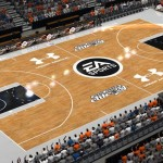 NBA Live 14: Under Armour Rising Star Showcase Court
