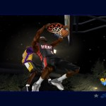 NBA Street Vol. 2 HDR - LeBron James Dunk