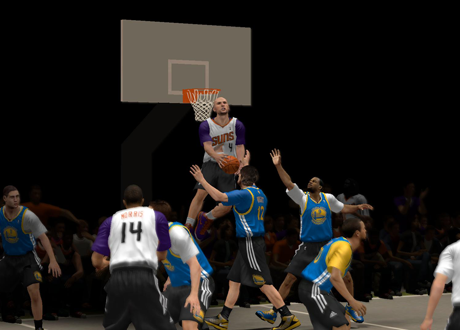 JaoSming's Midnight Ballers for NBA 2K13 PC