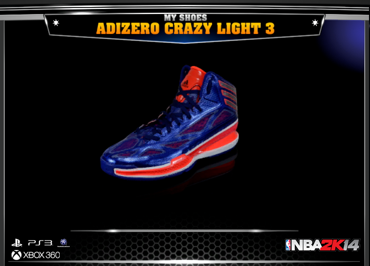 News on Shoes in NBA 2K14