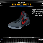 NBA 2K14: Air Max Body U