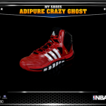 NBA 2K14: Apidure Crazy Ghost