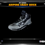 NBA 2K14: Apidure Crazy Quick