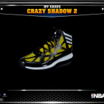 NBA 2K14: Crazy Shadow 2