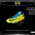 NBA 2K14: KD VI