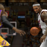 Kobe Bryant vs. LeBron James in NBA 2K14