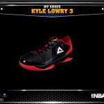 NBA 2K14: Kyle Lowry 3