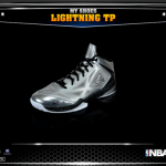NBA 2K14: Lightning Tip