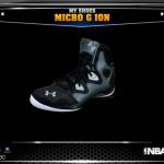 NBA 2K14: Micro G Ion