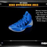 NBA 2K14: Nike Hyperdunk 2013