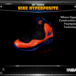 NBA 2K14: Nike Hyperposite