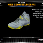 NBA 2K14: Nike Zoom Soldier VII